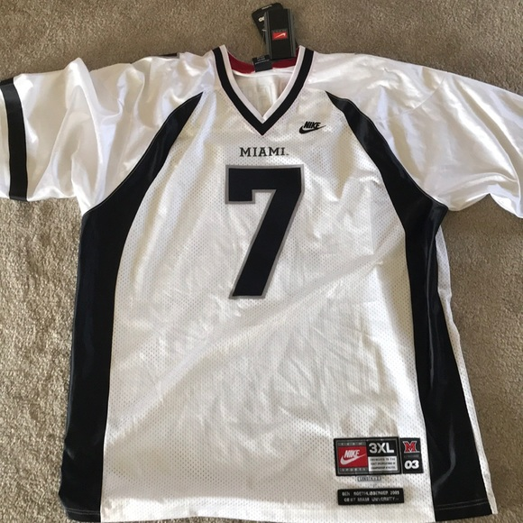 best loved f495d 2fc0d Nike Ben roethlisberger Miami Jersey new w tags NWT